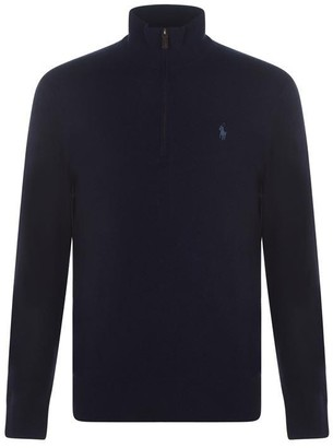 Polo Ralph Lauren Polo Half Zip Jumper