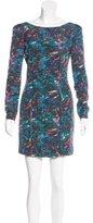 Rebecca Minkoff Silk Textured Dress w/ Tags
