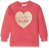 Name It Baby Girls' Nitvalbafe Ls Bru Swe Mini Sweatshirt
