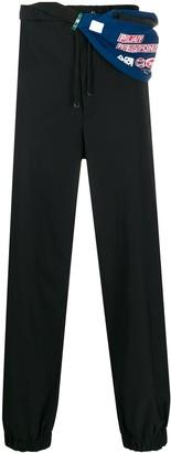Puma Maison Yasuhiro belt bag track trousers