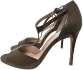 Max Mara Patent leather heels