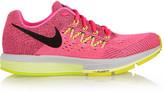 Nike Vomero neon mesh sneakers
