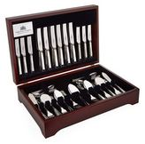 Arthur Price Grecian Sovereign Stainless Steel 124 Piece Canteen