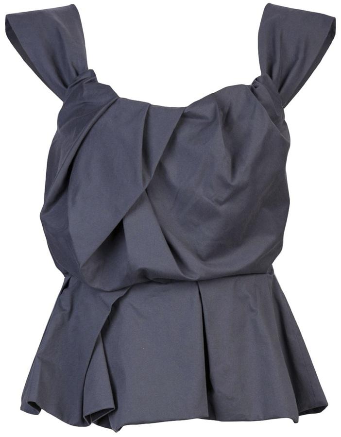 Vivienne Westwood Liberty Blouse