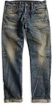 Ralph Lauren RRL Low Straight Selvedge Jean