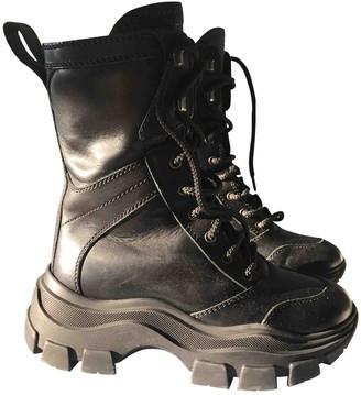 Prada Combat Boots | Shop the world's