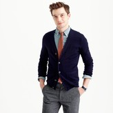 J.Crew Slim merino wool cardigan sweater