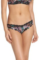 Honeydew Intimates Women's Camellia Lace Thong