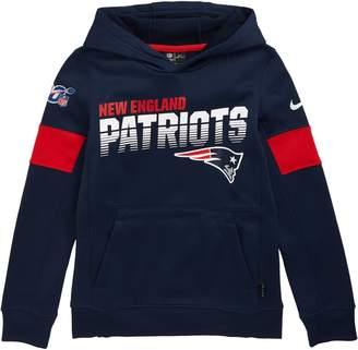 Nike NFL Logo New England Patriots Therma Dri-FIT Hoodie