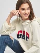 Gap Colorblock logo pullover hoodie