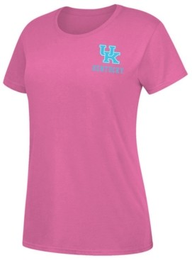 Top of the World Women's Kentucky Wildcats Floral Fill Pastel State T-Shirt