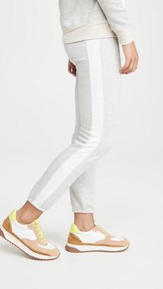Monrow Colorblock Vintage Sweatpants