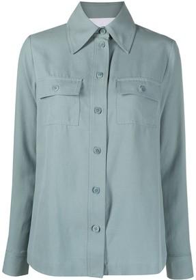 REMAIN Classic Button-Up Shirt