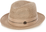 Maison Michel Joseph hemp-straw hat