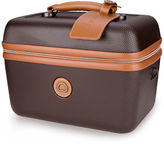 Delsey NEW Chatelet Hard + Chocolate Beauty Case