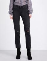 Paige Jacqueline straight high-rise jeans