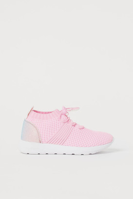 H&M Fully-fashioned trainers