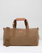 Esprit London Holdall In Canvas