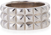 Stephen Webster Alchemy Studded Band Ring, Size 10