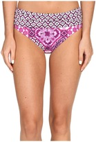Tommy Bahama Tiles of Tropics High Waist Sash Bottom