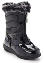 Khombu Black Quilted Davia Boot