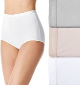 Warner's Warners Elements of Bliss 3-Pack Brief Panty RS1283P