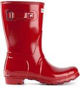 Hunter 'Original Short Gloss Wellington' boots