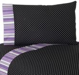 JoJo Designs Sweet Kaylee 4-Piece Queen Sheet Set