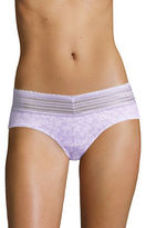 Warner's Lace Hipster Briefs