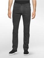 Calvin Klein Slim Leg Moto Jeans