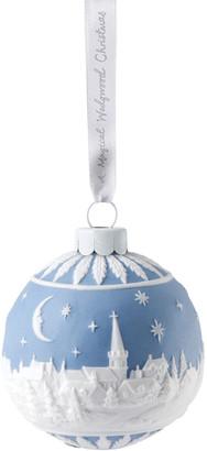 Wedgwood Christmas Sky At Night Ornament