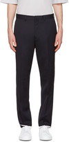 Acne Studios Navy Boden T Trousers