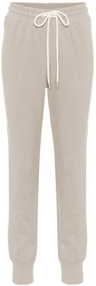 Varley Alice cotton-blend trackpants