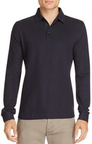 BOSS Pickell Long Sleeve Regular Fit Polo Shirt