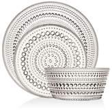 Iittala Kastehelmi Clear 6-Piece Dinnerware Set