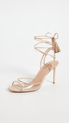 Aquazzura Nudist 85mm Sandals