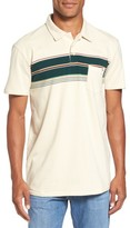 Quiksilver Men's Daba Wy Polo
