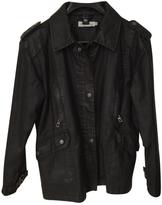 Christian Dior Black Cotton Jacket coat