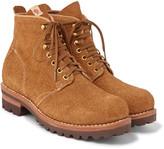 Visvim Zermatt Rough-Out Leather Boots