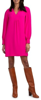 Trina Turk Theda Crepe Dress