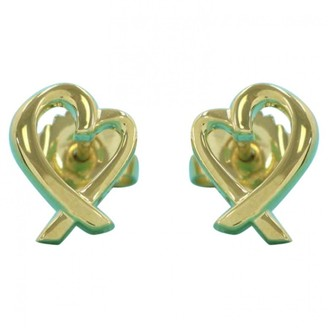 Tiffany & Co. Paloma Picasso Other Yellow gold Earrings