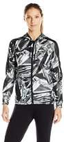 Puma Women's All Over Print T7 Wind Jacket