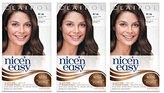 Clairol Nice 'n Easy Hair Color 120, 4 Natural Dark Brown 1 Kit (Pack of 3)