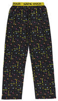 George Pac-Man Black Lounge Pants