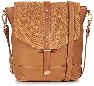 Sabrina CHERYL women's Shoulder Bag in Brown