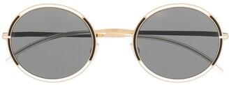 Mykita Round-Frame Sunglasses