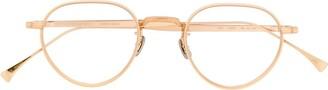 Eyevan 7285 Round-Frame Glasses