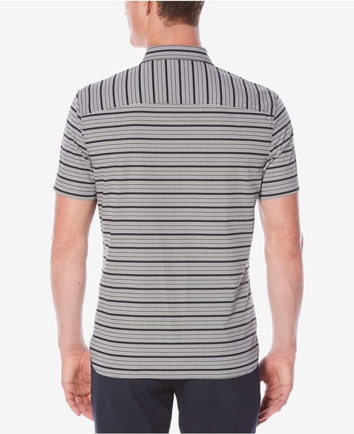 Perry Ellis Men's Classic-Fit Striped Shirt