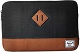 Herschel Heritage Sleeve for 11inch Macbook Computer Bags