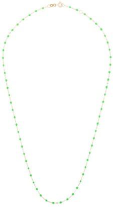 Gigi Clozeau 18kt Gold Neon Bead Necklace